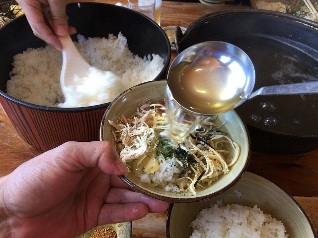 鶏飯(けいはん)奄美大島の郷土料理 ひさ倉