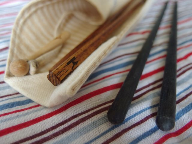 マイ箸を楽しむ