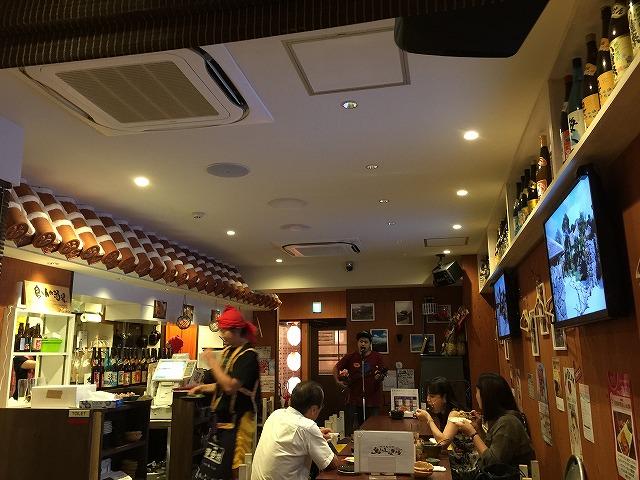 堺東の沖縄料理居酒屋 島人の酒場
