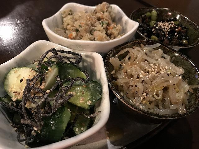 ニッポンバル お惣菜