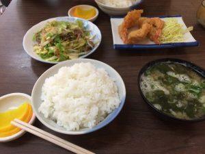 都島区 日本一食堂