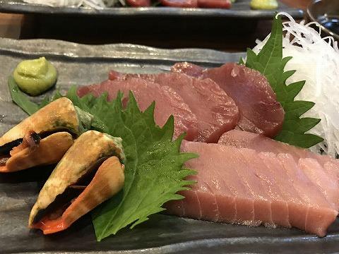 奄美郷土料理のわんとケンムン 奄美さん本マグロ