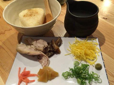 三線カフェ喜界島 鶏飯
