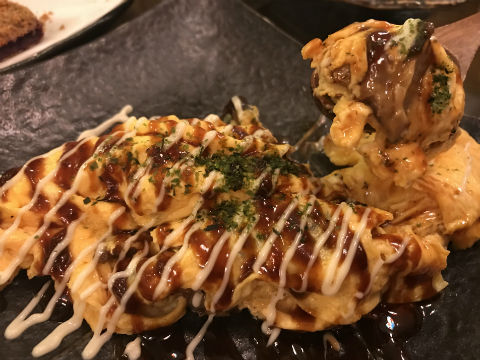 沖縄キッチンテリトリー 大阪駅前第一ビル店 ソーキのとん平焼き