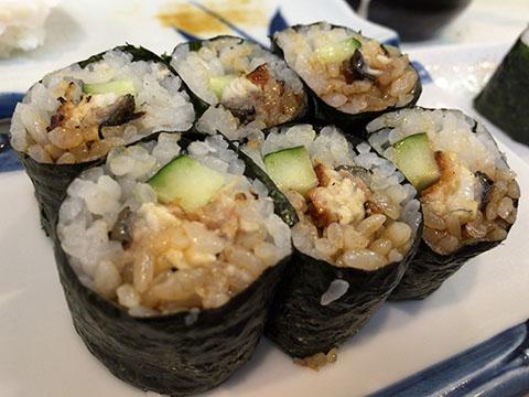 京橋 ほてい寿司 うなきゅう