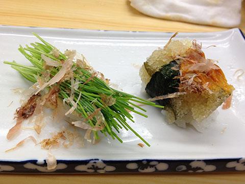 奴寿司 おまかせコース